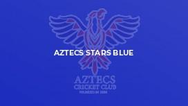 Aztecs Stars Blue