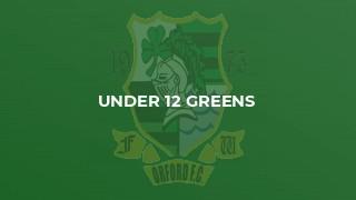 Under 12 Greens