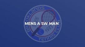Mens A SW Man