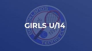 Girls U/14