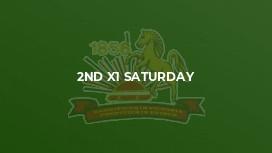 2nd X1 Saturday
