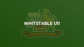 Whitstable U11