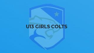 U13 Girls Colts