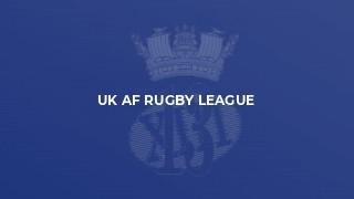 UK AF Rugby League