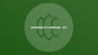Camberley Cannons - STL
