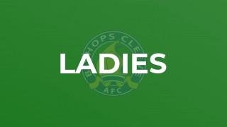 Friendly - Headington Ladies (h) - Lost 2-7