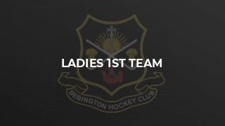 Ladies 1st team