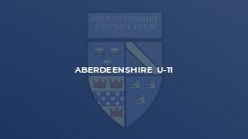 Aberdeenshire  U-11