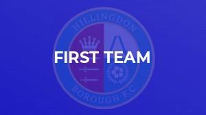Park View FC vs Hillingdon Borough FC