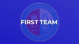 Hillingdon Borough FC vs Shefford Town & Campton FC
