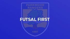 Futsal First