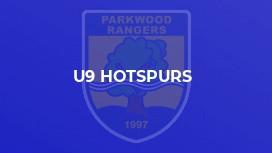 U9 Hotspurs