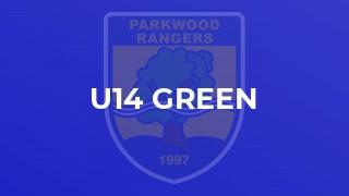 U14 Green