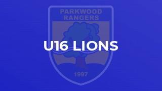 U16 Lions