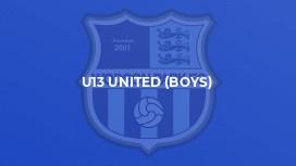 U13 United (Boys)
