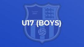 U17 (Boys)