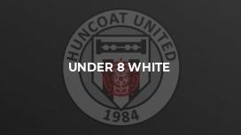 Under 8 White