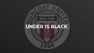 Under 15 Black