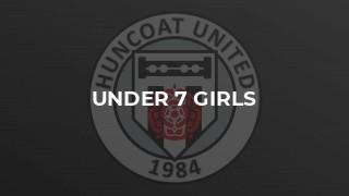 Under 7 Girls