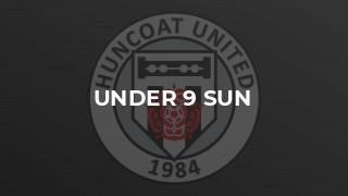 Under 9 Sun
