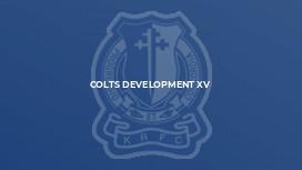 Colts Development XV