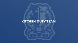 Kitchen Duty Team