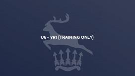 U6 - Yr1 (Training only)