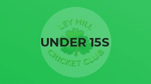 Chenies and Latimer beat Ley Hill U15 by Will Spiers