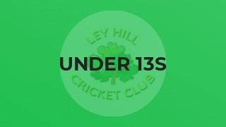 Hawridge & Cholesbury 137-8 Ley Hill 81 all out