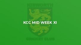 KCC Mid Week XI