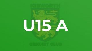 U15 A