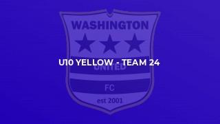 U10 Yellow - Team 24