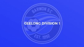 Geelong Division 1
