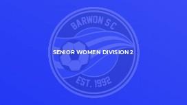 Senior Women Division 2