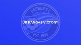 U11 Kangas Victory