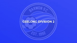 Geelong Division 2