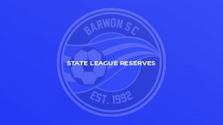 State League Reserves