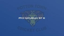 PTCC Saturday 1st XI
