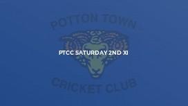 PTCC Saturday 2nd XI