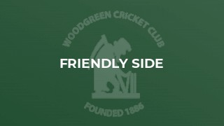 Woodgreen v Godshill Sat 7th September 2019