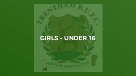 Girls - Under 16