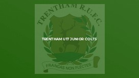 Trentham U17 Junior Colts