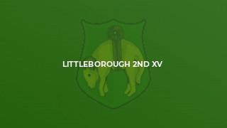 Littleborough 2nd XV