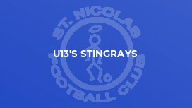 U13's Stingrays