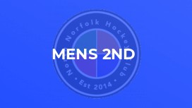 Mens 2nd