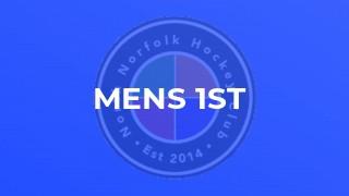 Mens 1st