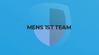 Mens 1st Team