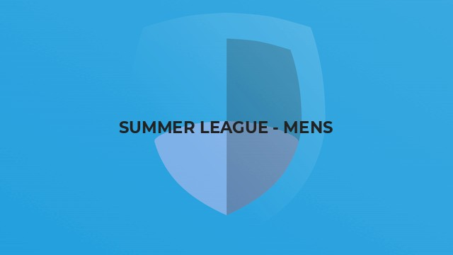 Summer League - Mens