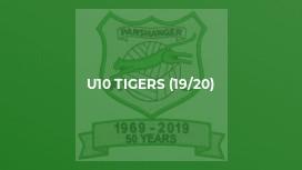 U10 Tigers (19/20)