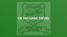 U8 Jaguars (19/20)